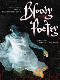 Bloody Poetry poster