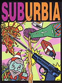 Suburbia poster