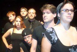 The Ensemble of Jobsite's Sex, Drugs, Rock & Roll.