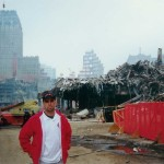 Jobsite Board member Paul Potenza visits Ground Zero.