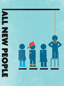 All New People poster