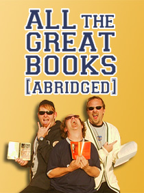 All the Great Books (abridged) poster