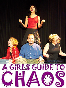A Girl's Guide to Chaos poster