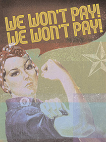 We Won't Pay! We Won't Pay! poster