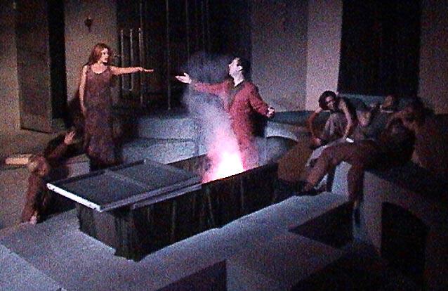 Dracula Jobsite Theater