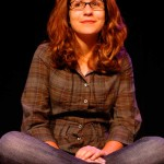 Molly Jacobson in Jobsite's Eleemosynary.
