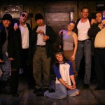 The Ensemble of Jobsite's The Lieutenant of Inishmore. (Photo by Brian Smallheer.)