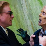 Matt Lunsford and Jason Evans in Jobsite's Night of the Living Dead. (Photo by Pritchard Photography.)