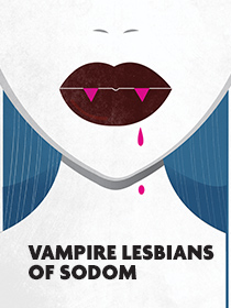Vampire Lesbians poster