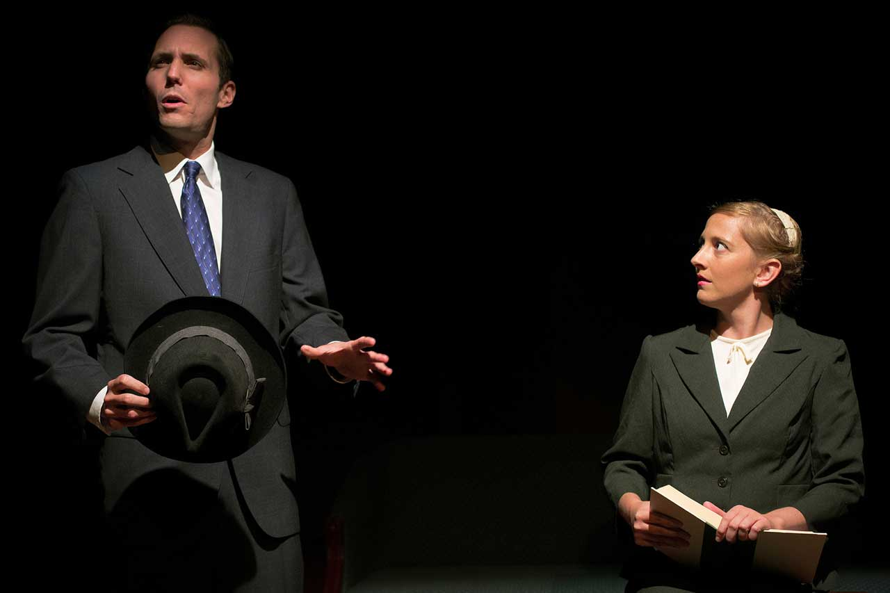 the last night of ballyhoo The last night of ballyhoo by alfred uhry directed by chesley plemmons may 2 ,3 8,9,10 16,17,18 23,24 2014 from the author who penned driving miss daisy comes this funny and moving tale it's atlanta, 1939 hitler has conquered poland , gone with the wind is about to premiere, and adolph freitag, his sister boo,.