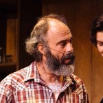Angela Bond and Paul J. Potenza in Jobsite's Annapurna. (Photo courtesy Crawford Long.)
