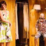Angela Bond and Paul J. Potenza in Jobsite's Annapurna. (Photo courtesy Crawford Long.)
