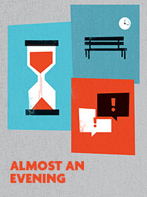 Almost an Evening poster