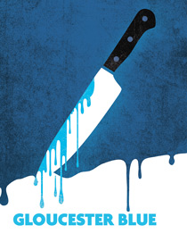 Gloucester Blue poster