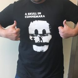 Skull in connemara shirts are here jobsite theater not only do we have groovy shirts for a skull in connemara but when you order one you can get 4 off any other shirt in our store fandeluxe Choice Image