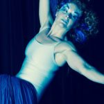 Katrina Stevenson in Jobsite's The Tempest. (Photo courtesy Pritchard Photography.)