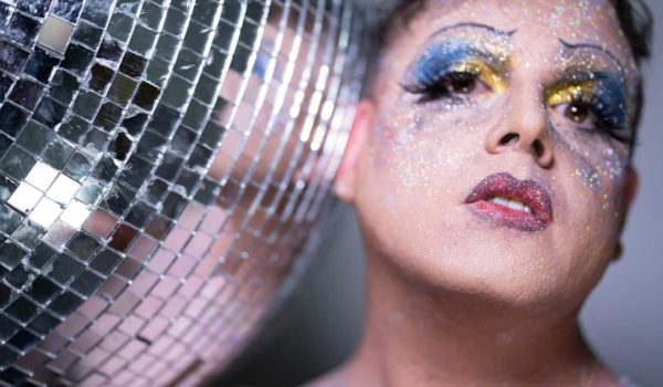 Spencer Meyers in Jobsite's Hedwig and the Angry Inch. (Photo courtesy Pritchard Photography.)