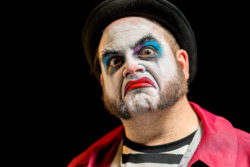 Spencer Meyers in Jobsite's Shockheaded Peter. (Photo: James Zambon Photography)