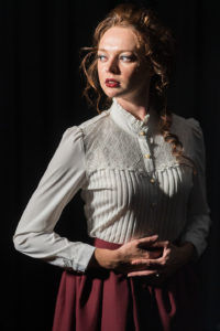 Taylor Tveten in Jobsite's Dr. Jekyll & Mr. Hyde. (Photo: Pritchard Photography)